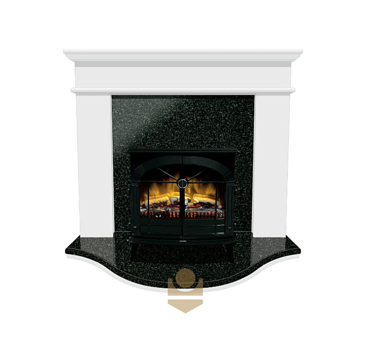 Are electric fireplaces safe to leave on overnight