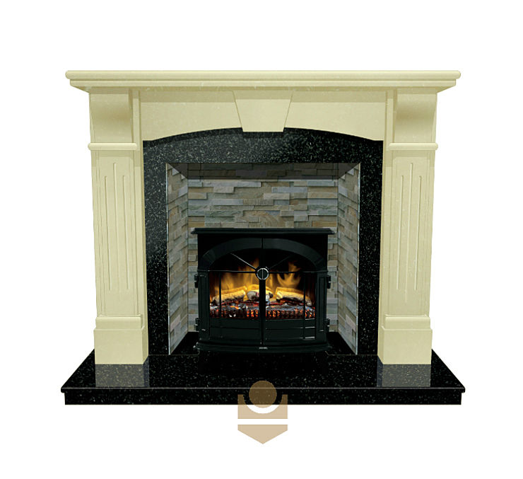 How much do electric fireplaces coast to run?