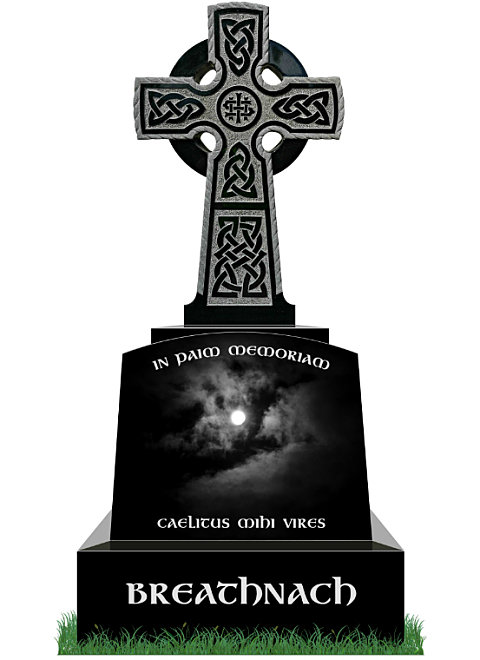 Celtic Cross Headstones and Monuments